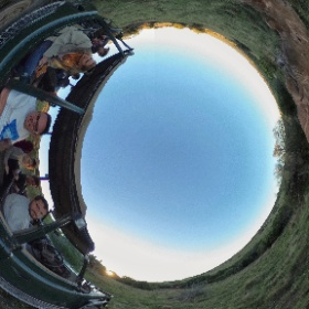 And a Rhino getting in on the action too #theta360