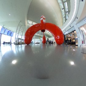 360 Travel | Brussels Airport - Rocket #theta360
