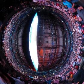 U2 Summer Of Love Hamburg 04/10 360 shot #U2eiTour