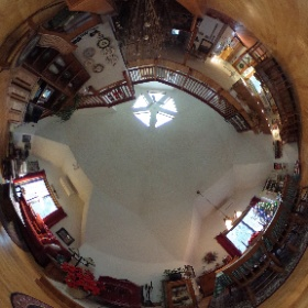 Christmas Dome 2016 #theta360