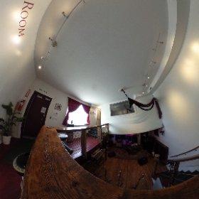 Upstairs on the mezzanine at The Boom Room studio