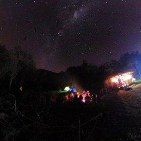 Acampamento Vale dos Deuses - Parque Estadual dos Três Picos