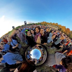 Atlas Weekend. Apocalyptica. #theta360