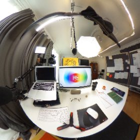 http://www.SmartFilmSchool - A #360 peek at Studio A in Berlin. We make #smrtphone #filming courses, books, workshops, and certificate courses for #MoJo and Everyday Joes.