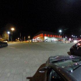 Emsland Arena Lingen bei Kraftwerk Open City #theta360 #theta360de