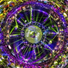 #WorldsLargestDisco #WLDisco @WNYCampGoodDays #25thAnniversary Thanks to the 7,000 plus who packed the BuffaloNiagaraConventionCenter last night in support of kids battling cancer. #travelbuf #theta360