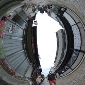 Recorriendo Arashiyama #JaponATB #theta360