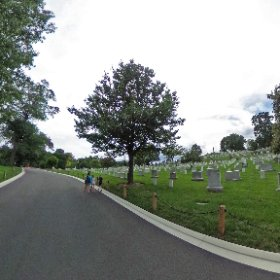 National Cemetery Arlington - Washington DC #theta360