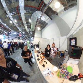 2019.08.21 台灣國際3D列印展 - 國航科技