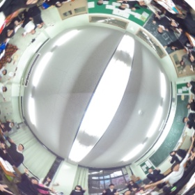Farewell to my best class! #theta360