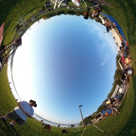 Patoka Lake Stars at The Beach 2018 #theta360