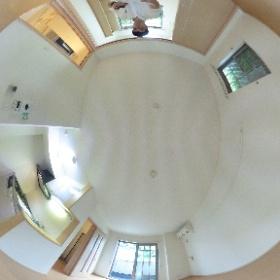 世田谷区野毛にあります「リヴィエール野毛」の1LDKアパートです。LDKパノラマ写真です。物件詳細はこちらhttp://www.futabafudousan.com/bukken/g/syousai/473dat.html  #theta360