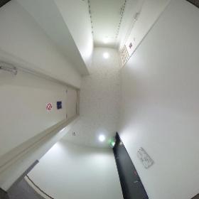 リーラヒジリザカ5F廊下