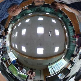 20171128蘆洲空中大學 #theta360