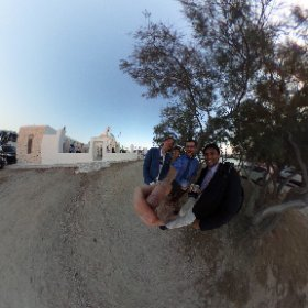 THETAed with Jordan, Sasha and Matt. #theta360