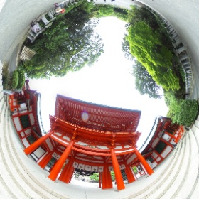 ちはやふるの舞台「近江神宮」  #近江神宮 #アニメ #ちはやふる