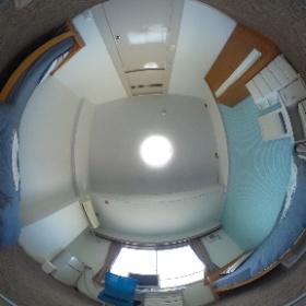 部屋360度イメージ