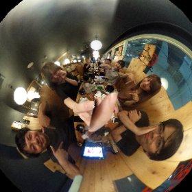 #firefly3d #自撮り会 #自撮り会  @ryokachii @nach33 @ysksdr @monichild #theta360