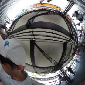 Terminal do Capão Raso - Curitiba #theta360