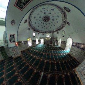 Εξαιρετικός χώρος λατρείας, το ~400 ετών Εσκί Τζαμί της Κομοτηνής.  #greece #rodopi #komotini #eskitzami #tzami #2016 #theta360