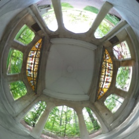 "According to #IU ""Donated in 1908, the open structure was named for its benefactor, Theodore Rose. Legend says a female student isn't a true co-ed until she is kissed here at midnight.""  #theta360"