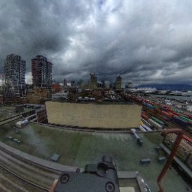 Gastown. Vancouver, BC Canada.  #theta360