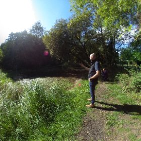 Our 1st 360 degree behind the scenes picture from today's RPS Mindfulness photography workshop.