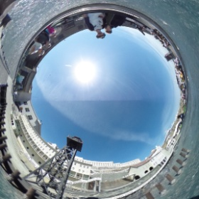 #alcatraz scale model #theta360