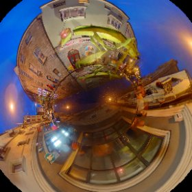 #firefly3d and other bugs in the streets of @Galway2020 #Galway360 #CraicinGalway #GIAF2016 #theta360 #theta360uk