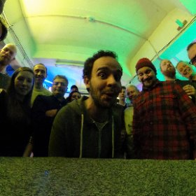 A very happy Christmas from everyone at Die Filmbauarbeiter!!! #theta360