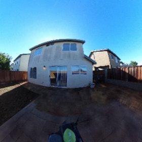 851 Woodcreek Way - Backyard