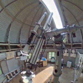 20-cm Refractor Telescope