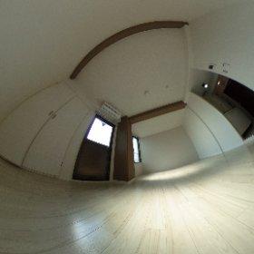 ユニハイツ301 室内 #theta360