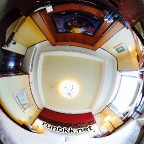 シャングリラ ホテル バンコクの客室 #theta360