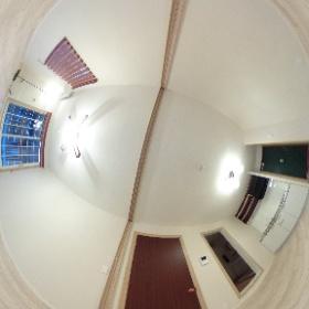 籠原駅の賃貸アパート「ハイツシマダ」の改装後写真です。リビングには照明を設置し、床も貼り替えて明るくなりました!http://www.taitoku-chintai.com/id/2088088 #theta360