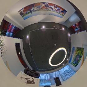 Ricoh Theta S kaameraga tehtud pilte on kõige parem vaadata VR prillidega. #theta360