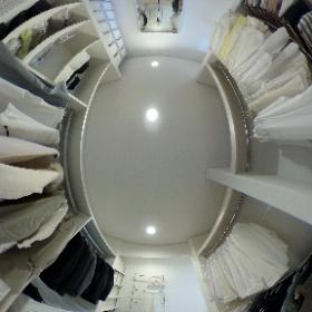 2階ファミリークローゼット