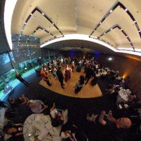 #eunis17 medieval dance troupe + CIOs #theta360 #theta360uk