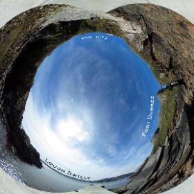 Fort Dunree pier