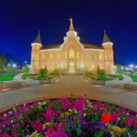 Provo City Center Temple...little planet #360 #imthemobileguru #theta360