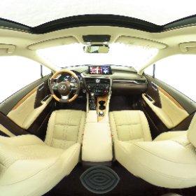 LEXUS RX 450h Hybrid 4WD A Premier Tsushoauto Espoo