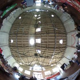 Westgate Hall market #theta360 #theta360uk