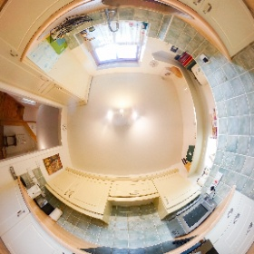 The Old Chapel Kitchen #theta360uk