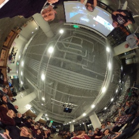 VR and AR panel at ENGAGE: The ATL Digital Storytelling Salon on 11.29.16