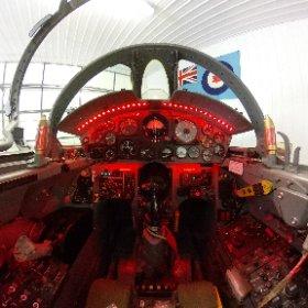 CF-104 w/ red lights