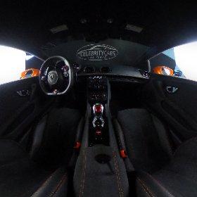 360 degree view.  2016 Lamborghini Huracan