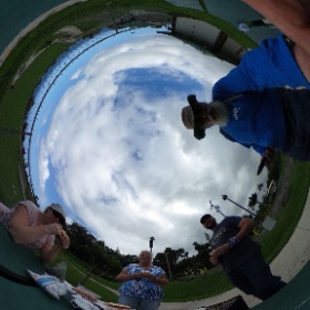 360 Photo 14 of our #HawaiiTrip December 31, 2019. Having lunch near Waipi'o Valley overlook (after our horseback ride in the valley) #RememberingJeri We had great times on this trip.  #theta360