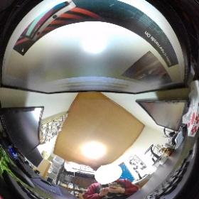 Elecam360にて撮影