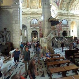 R0010504.JPG / 03.10.2017/ MSC2017 Armonia - Cathédrale Sainte Marie sur l'île de Cagliari en Italie
