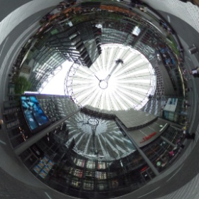 sony center #theta360